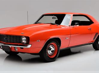 Barrett-Jackson Countdown: 1969 Chevrolet Camaro ZL1 COPO