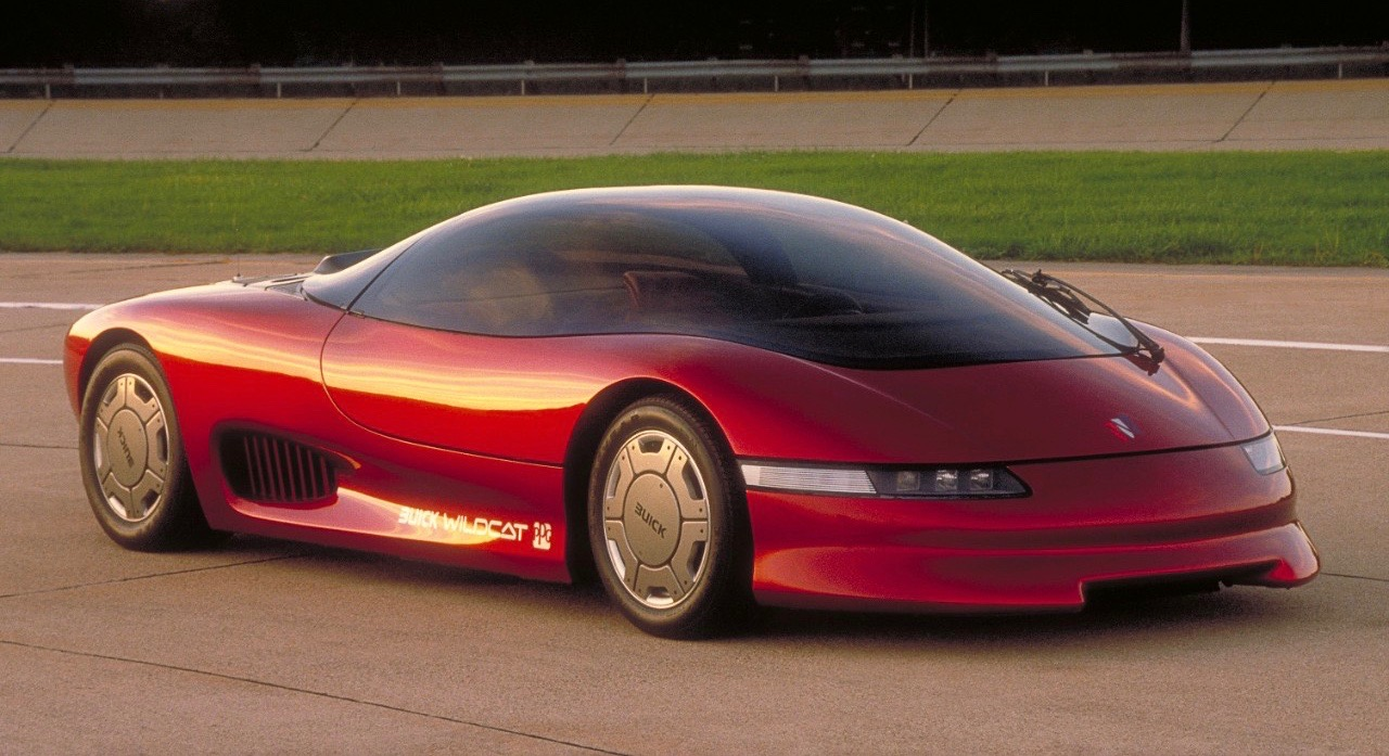 Top 10 American concept cars of the 1980s | ClassicCars.com Journal