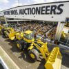 Leake Auction sold: Heavy equipment auction specialist enters the collector car market