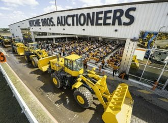 New owners and new venues for auction companies