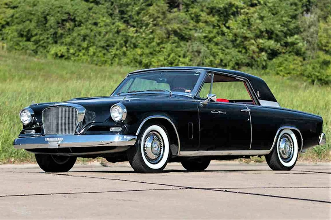 Stylish 1962 Studebaker GT Hawk | ClassicCars.com Journal
