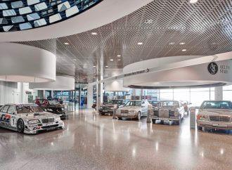 Mercedes-Benz Classic boosts sales of classic Mercedes-Benz cars