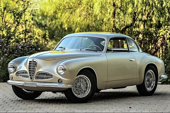 Rarities From Alfa Romeo Stand Out At Goodings Scottsdale Auction
