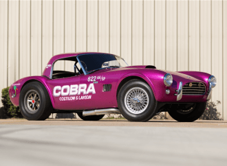 Barrett-Jackson Countdown: 1963 Shelby 289 Cobra Dragonsnake
