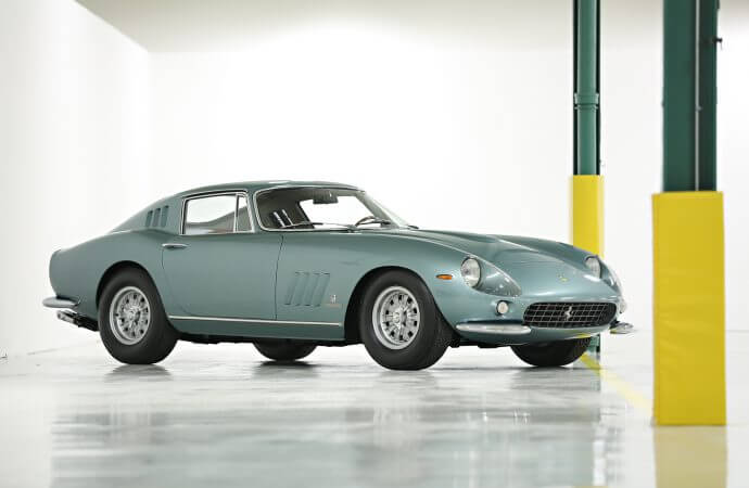 ClassicCars.com Reports:  AZ Auction Week sees European classics flounder