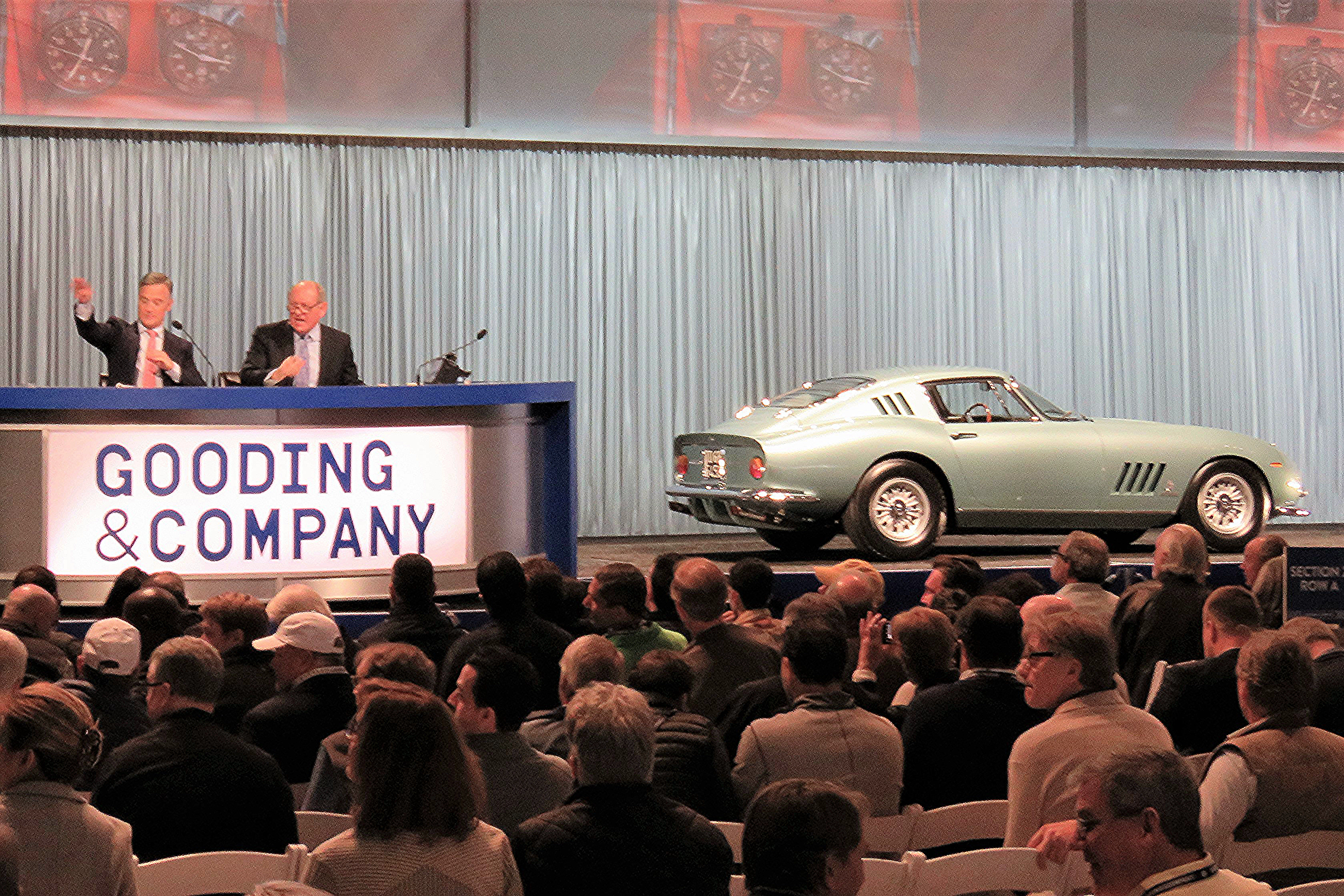 , It's a Saturday surge at Arizona auctions, ClassicCars.com Journal