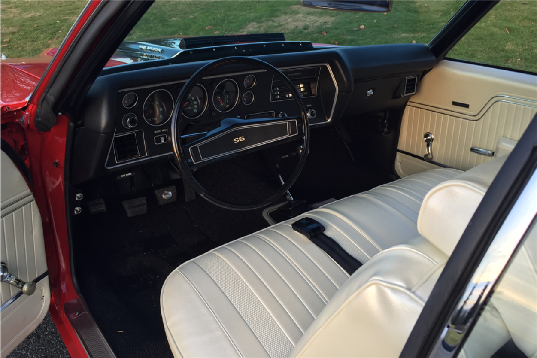 Barrett-Jackson Countdown: 1970 Chevrolet Chevelle LS6 | ClassicCars