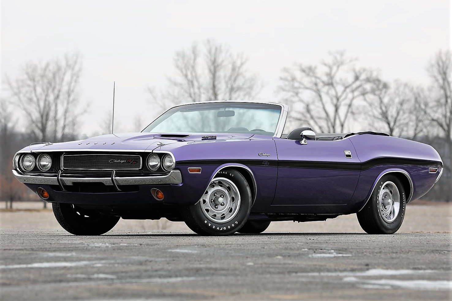 rare hemi muscle times three at worldwide's scottsdale auction