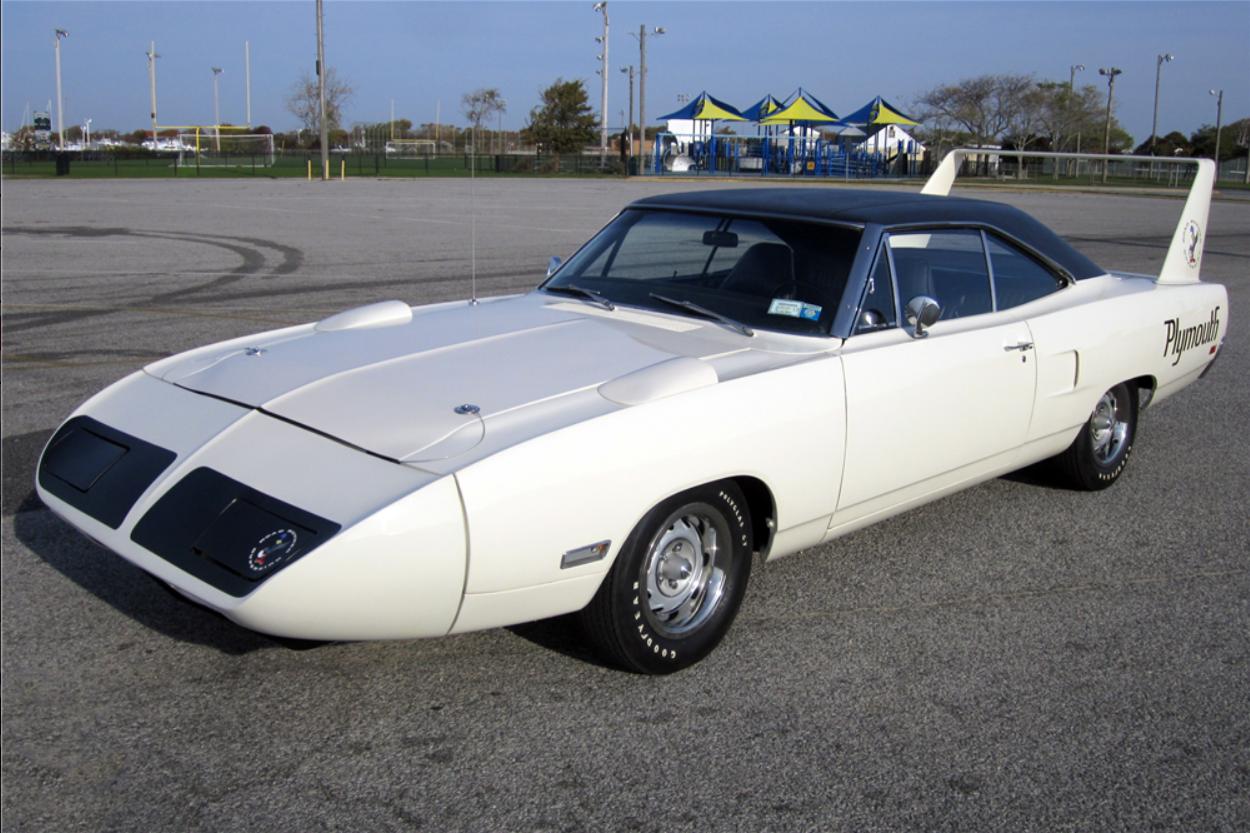 Barrett-Jackson Countdown: 1970 Plymouth Superbird | ClassicCars.com