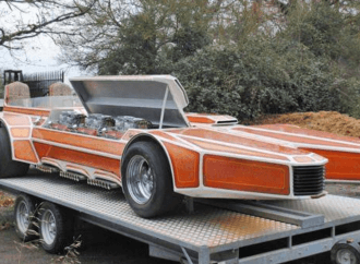1975 George Barris SnakePit with 6 Ford V8s for sale
