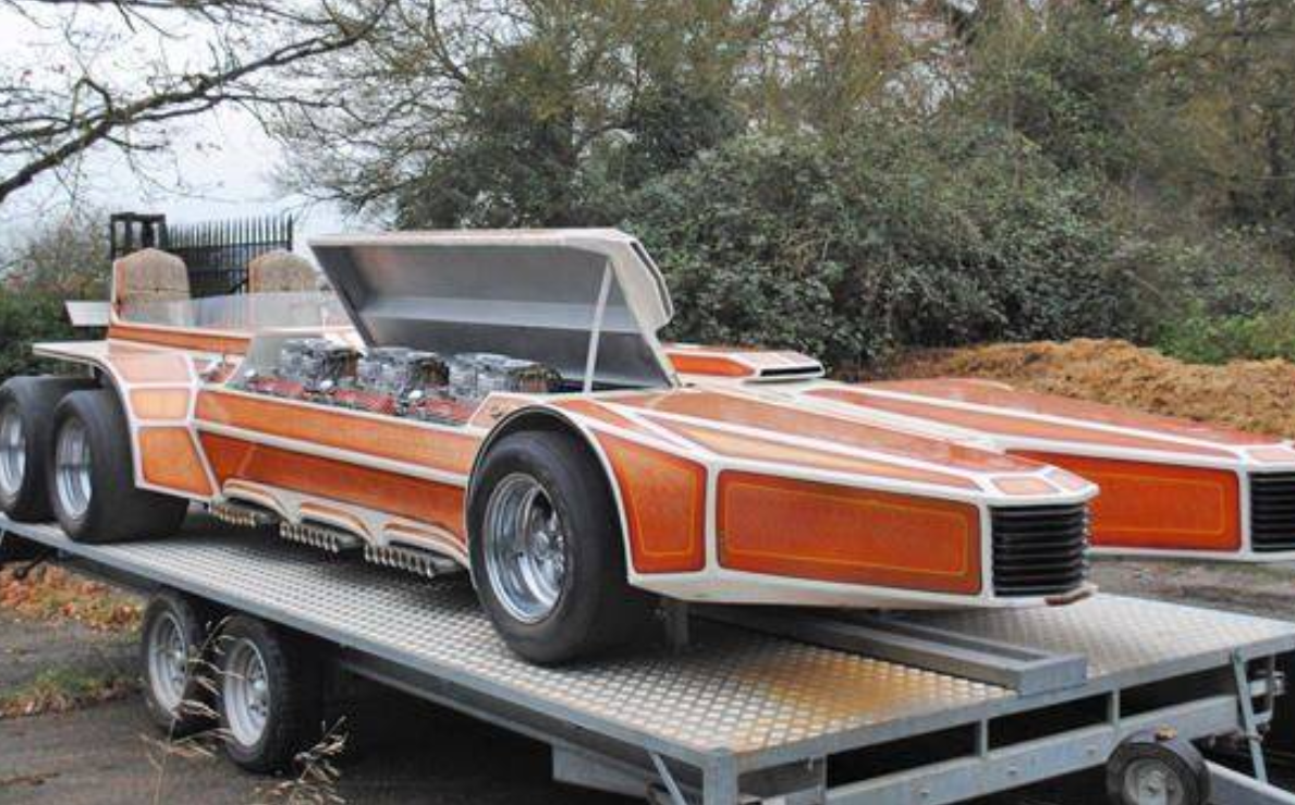 1975 George Barris SnakePit with 6 Ford V-8s for sale | ClassicCars.com