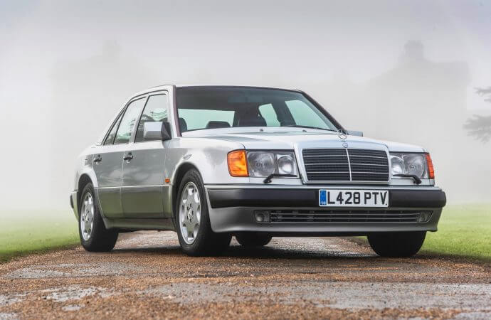 Rowan Atkinson consigns a pair of cars to Silverstone Auctions