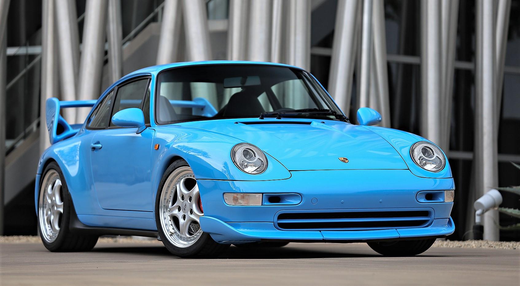 , High-performance Porsche specials highlight Gooding sale on Amelia Island, ClassicCars.com Journal