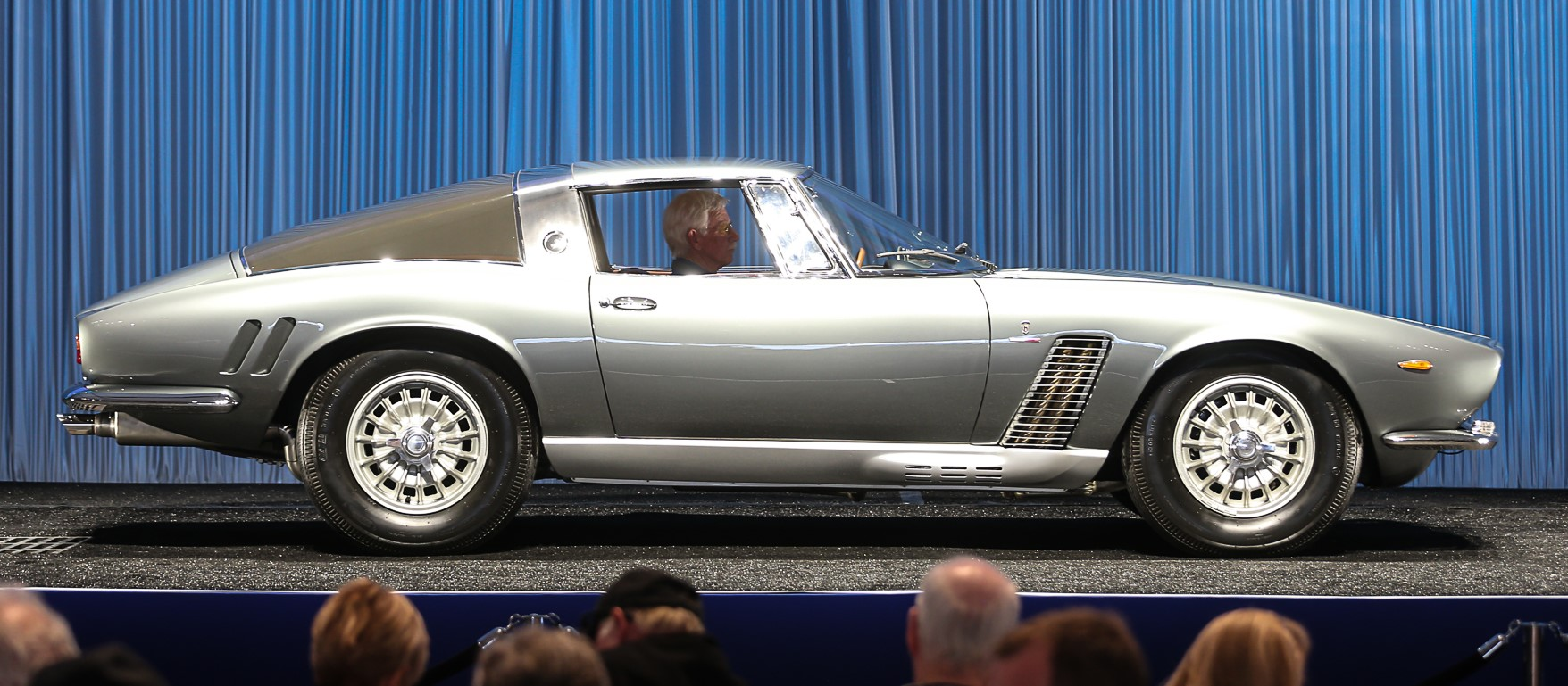Stunning Iso Grifo prototype surprises and delights at Gooding sale ...