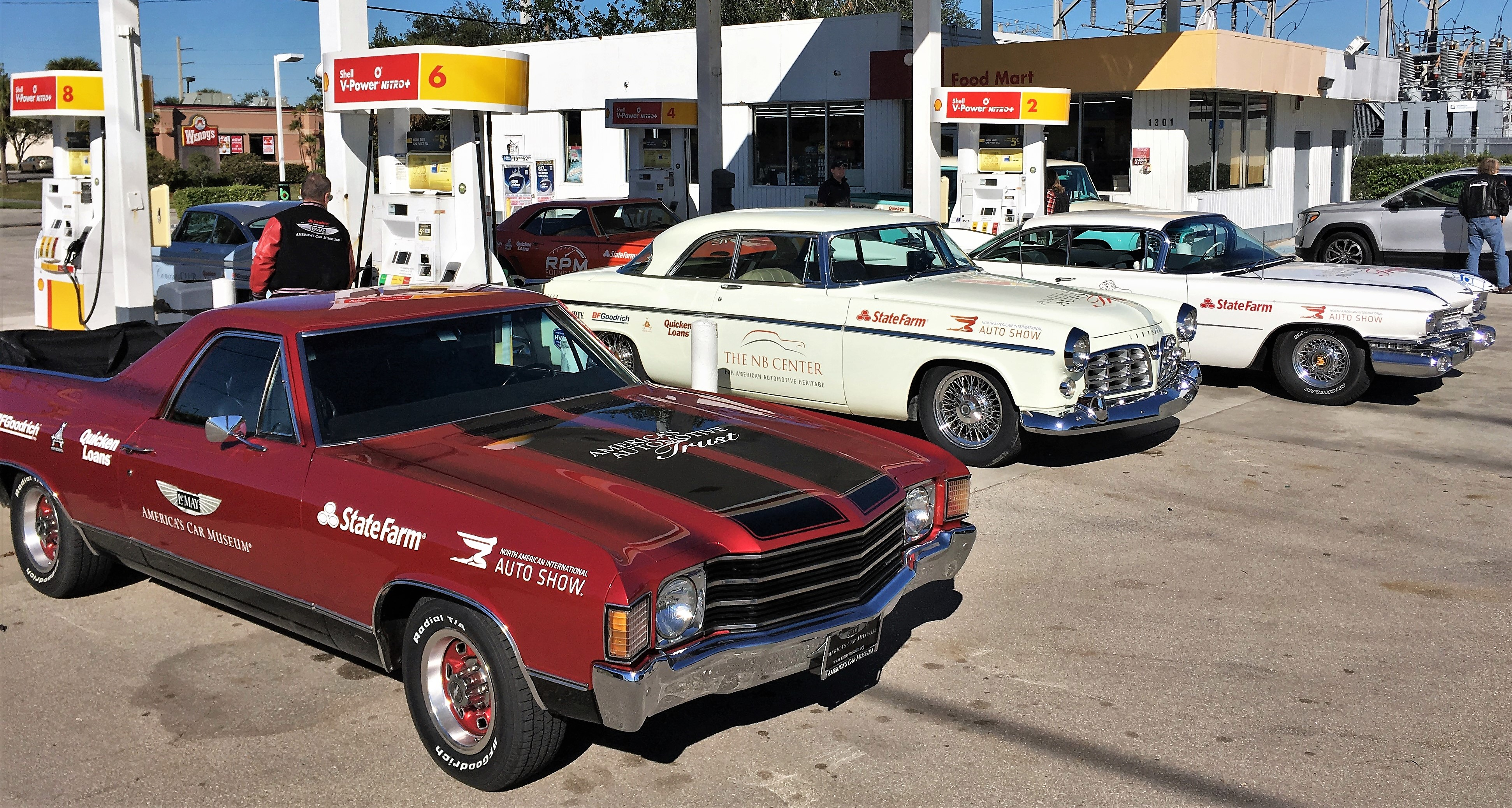 , The Drive Home III tour from Florida to Detroit ends with a bang, ClassicCars.com Journal