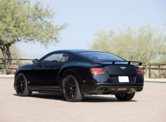 Barrett-Jackson Countdown: 2015 Bentley Continental GR3-R