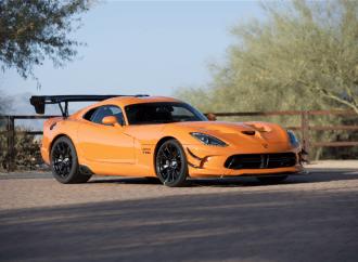 Barrett-Jackson Countdown: 2017 Dodge Viper GTC ACR