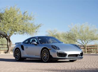 Barrett-Jackson Countdown: 2016 Porsche 911 Turbo S