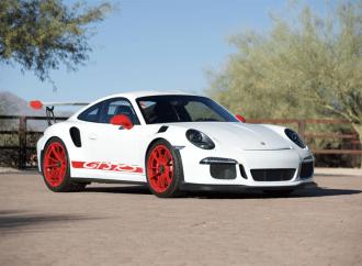 Barrett-Jackson Countdown: 2016 Porsche GT3 RS