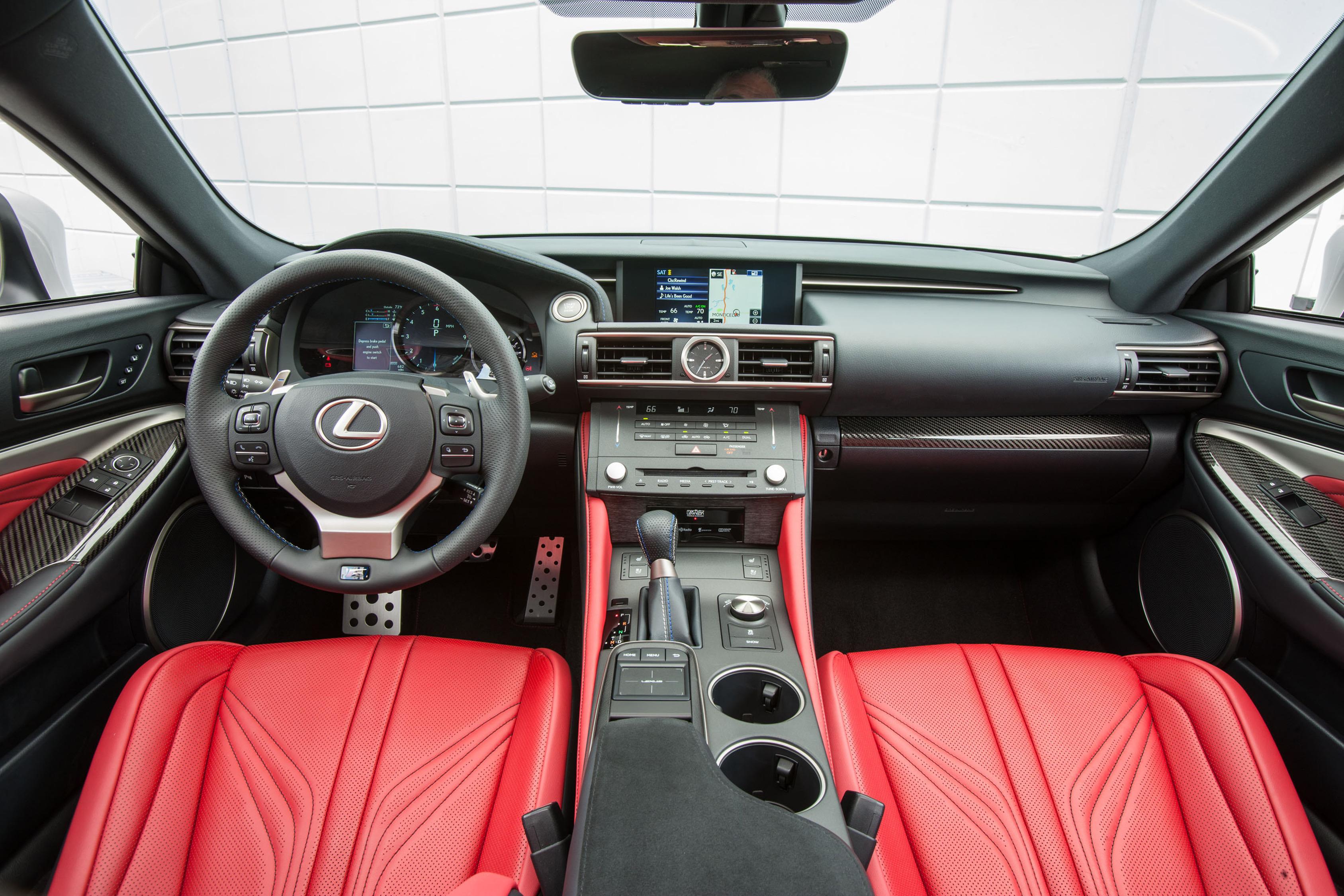 More is less for Lexus RC F | ClassicCars.com Journal