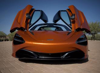 Barrett-Jackson Countdown: 2018 McLaren 720S | ClassicCars.com