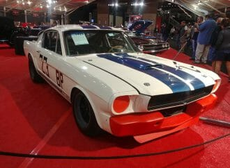 Andy selects his favorites at Barrett-Jackson's Scottsdale sale