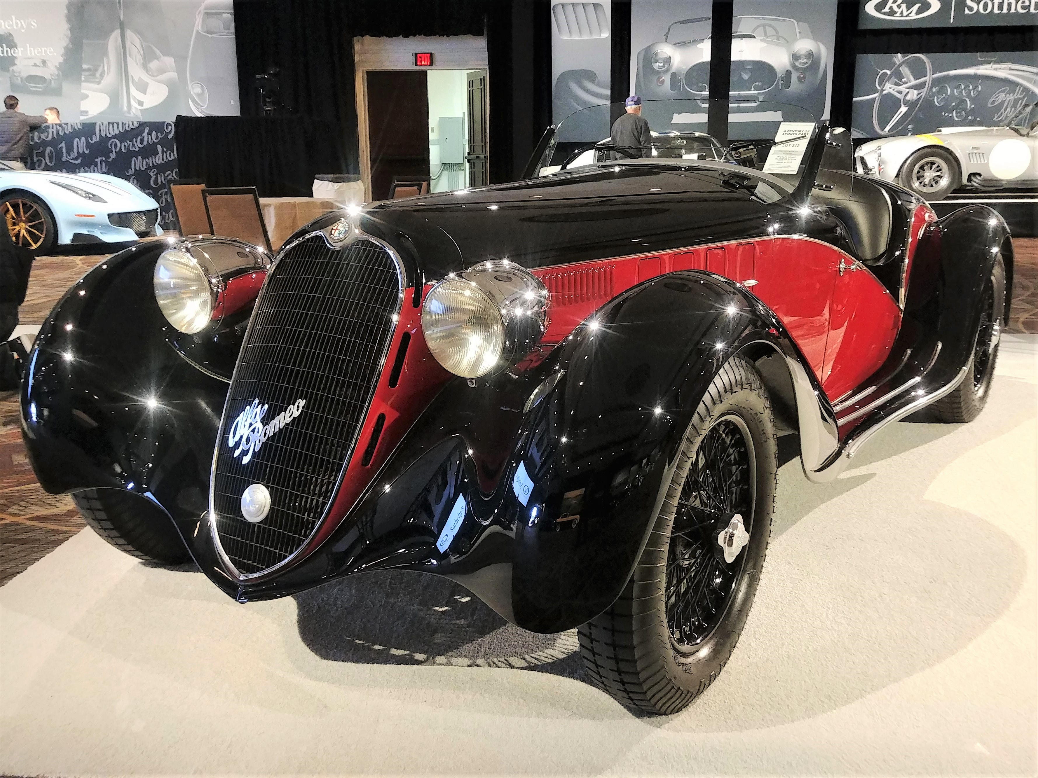 , What caught Andy's eye at RM Sotheby's Arizona auction, ClassicCars.com Journal
