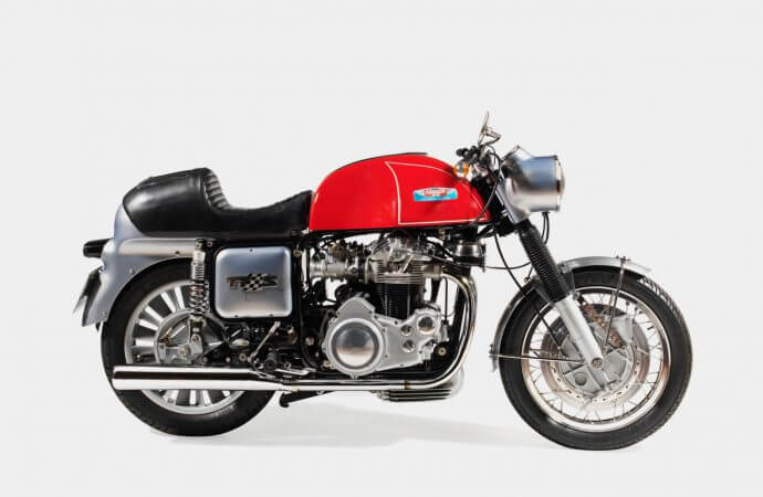 40-motorcycle Salamon Collection going to auction