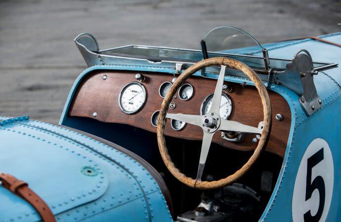 1935 Bugatti Type 57T with long racing history added to Bonhams' Paris docket