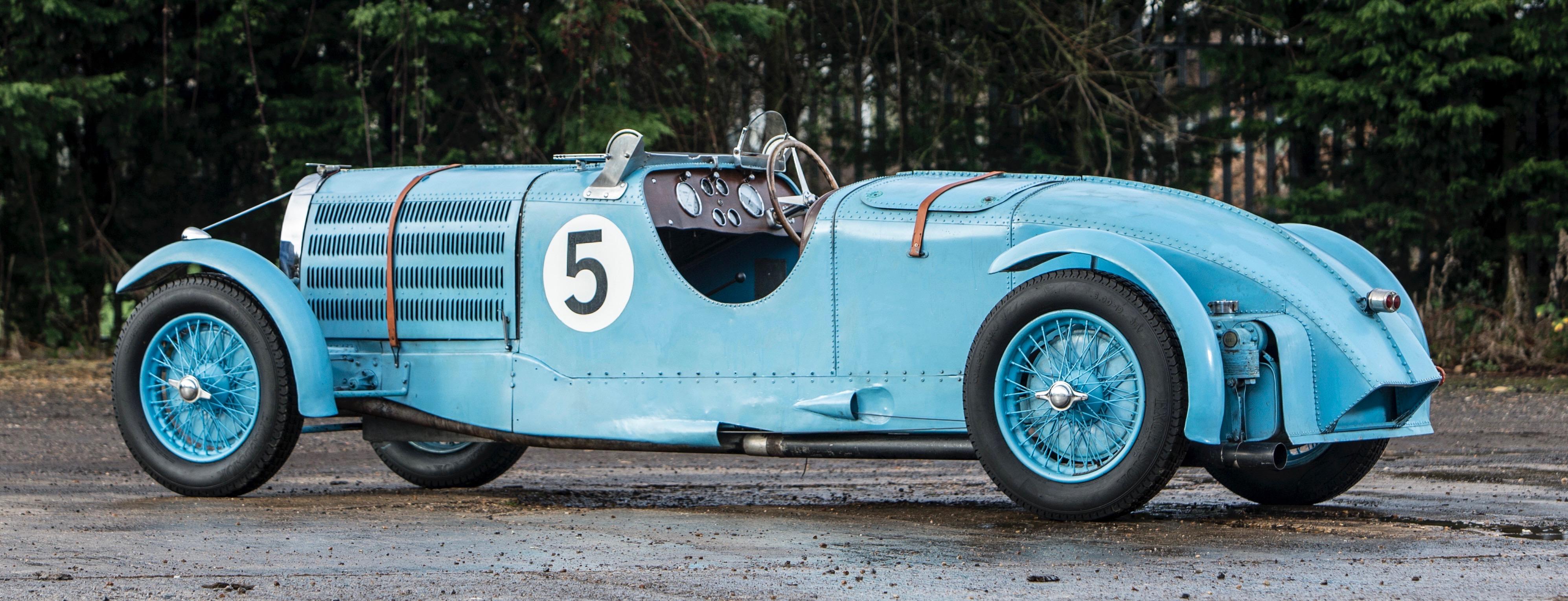 Bugatti, 1935 Bugatti Type 57T with long racing history added to Bonhams' Paris docket, ClassicCars.com Journal