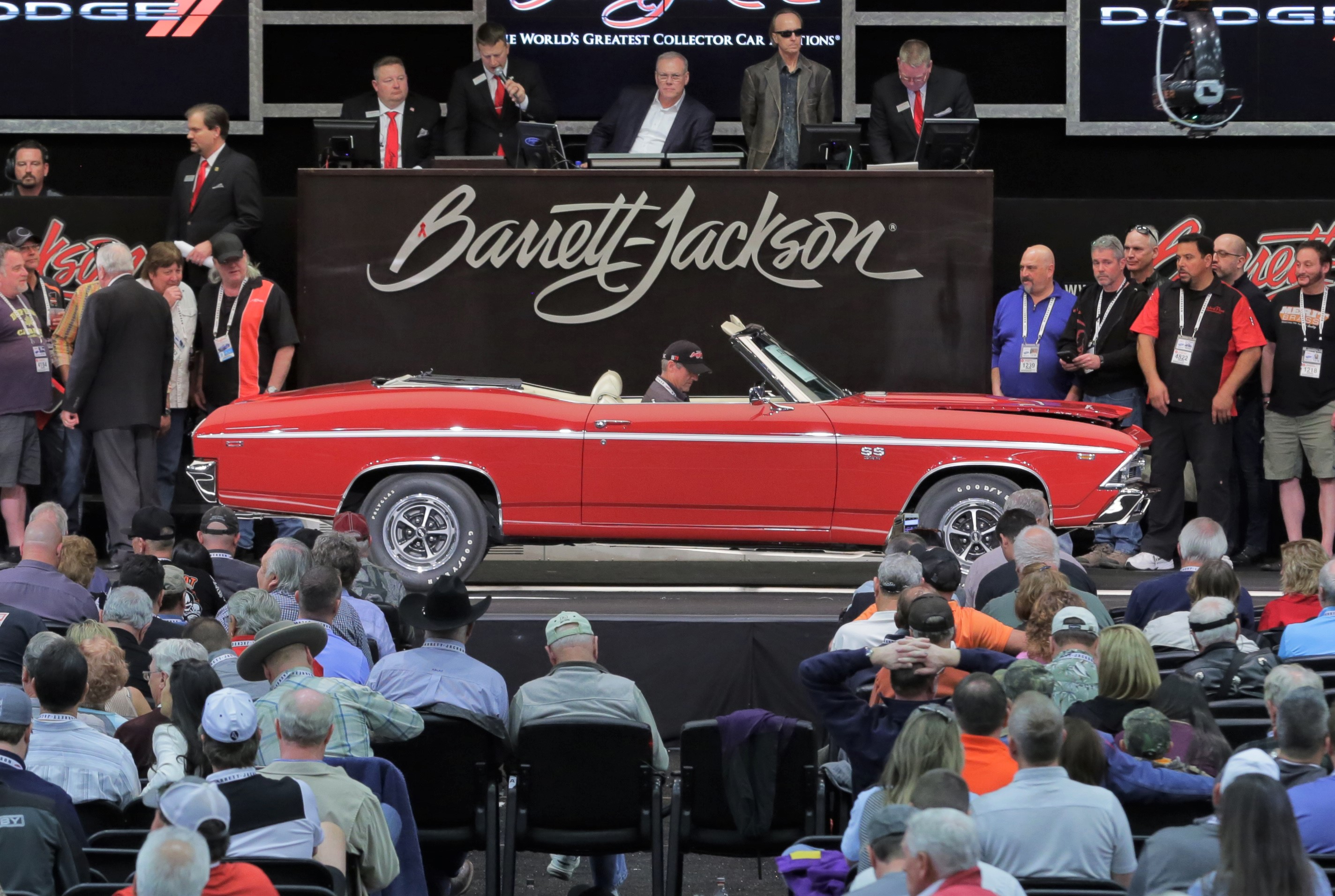 , Big bids fail to bag 'big' cars, but pickups, entry-level booming in Arizona, ClassicCars.com Journal