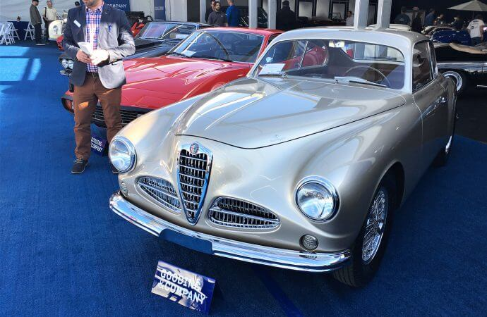 Bill picks six European beauties from Gooding's Scottsdale auction