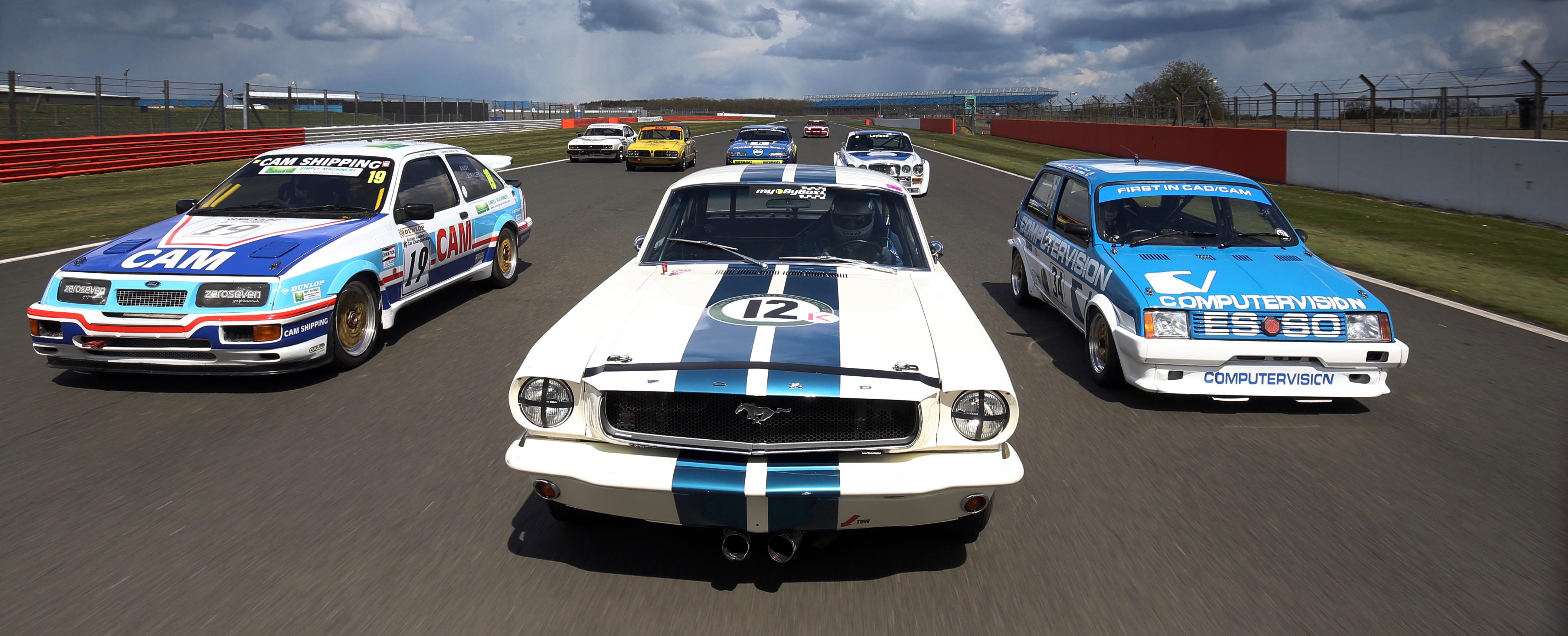 , British Touring Car Championship celebrates its 60th anniversary, ClassicCars.com Journal