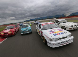 British Touring Car Championship celebrates its 60th anniversary