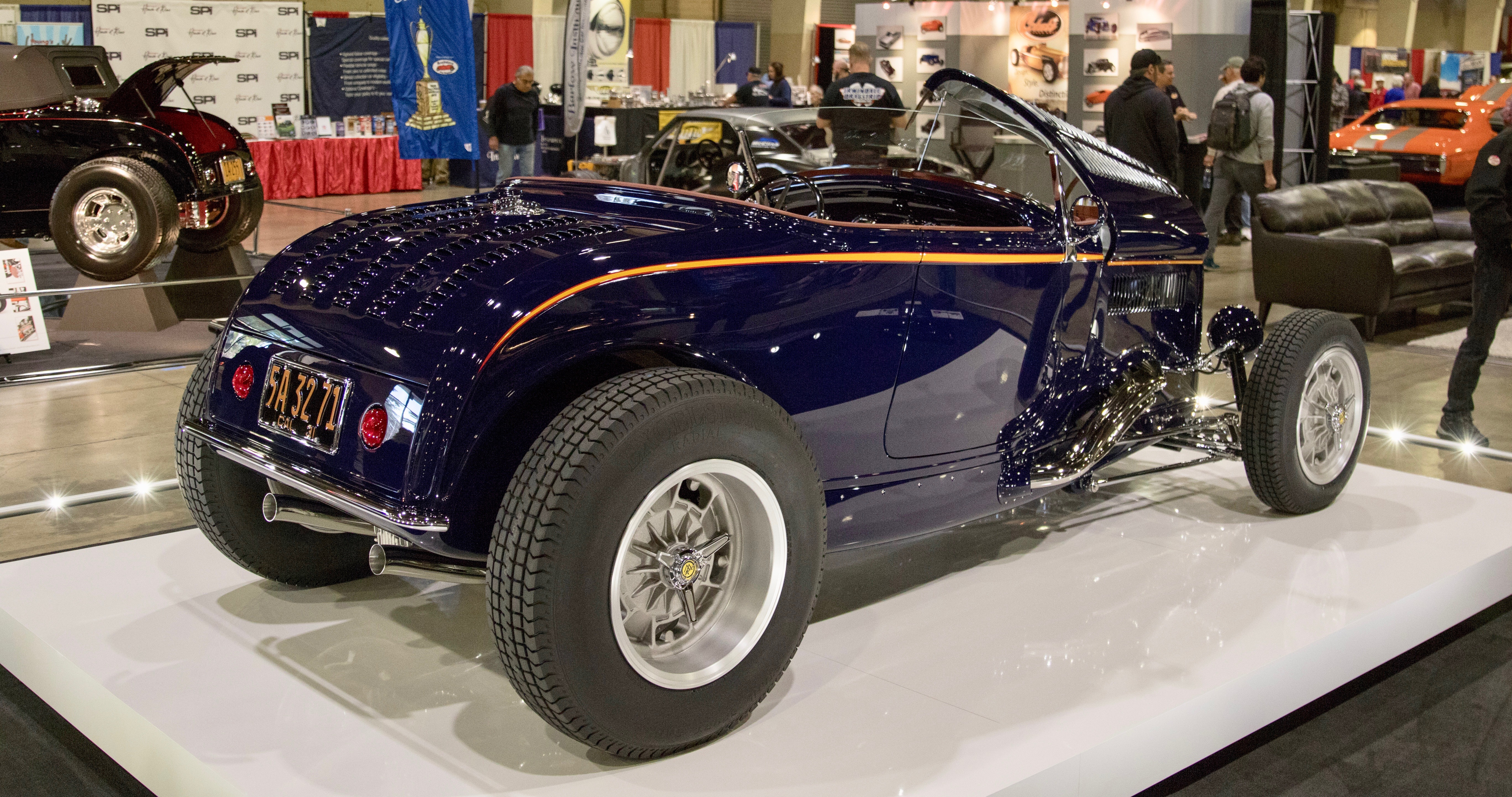 , 1931 Ford 'Martin Special' crowned America's Most Beautiful Roadster, ClassicCars.com Journal