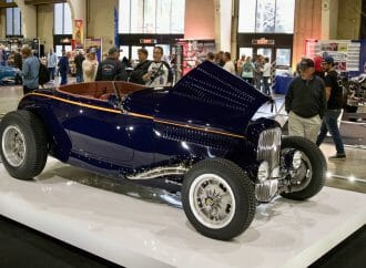 1931 Ford 'Martin Special' crowned America's Most Beautiful Roadster