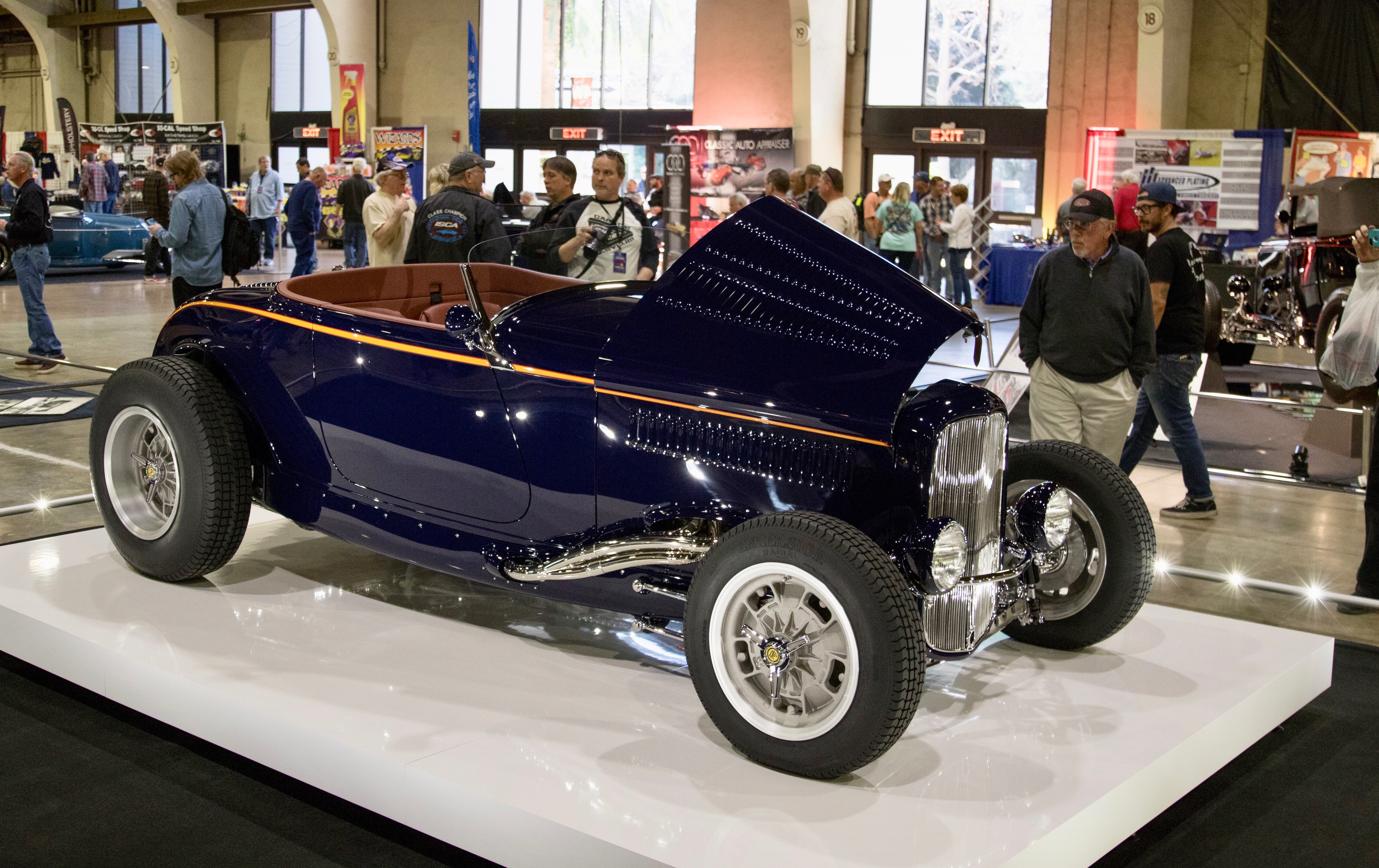 1931 Ford \'Martin Special\' crowned America\'s Most Beautiful Roadster ...