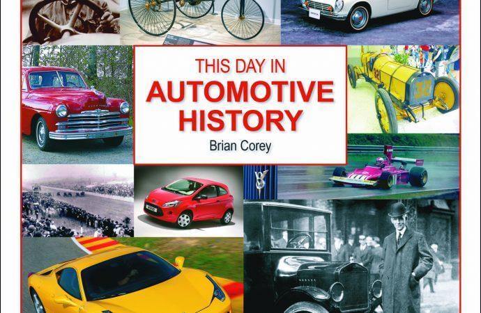 An almanac of automotive history