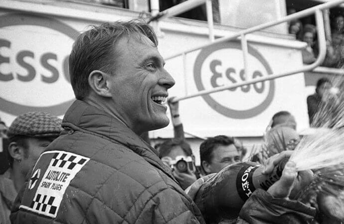 Dan Gurney, legendary motorsports champion and true gentleman, dies at 86