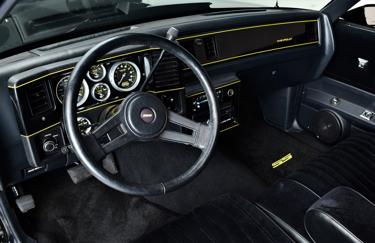 , Resto-mod Chevy Monte Carlo to be sold by Barrett-Jackson to aid cancer research, ClassicCars.com Journal