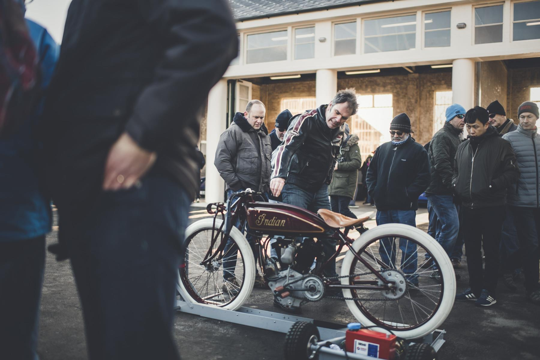, Record crowd attends first Sunday Scramble of 2018 at Bicester Heritage, ClassicCars.com Journal