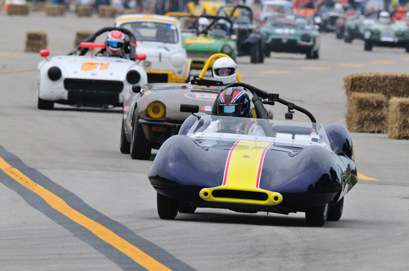 Vintage dragsters added to Laguna Seca Spring Classic | ClassicCars.com