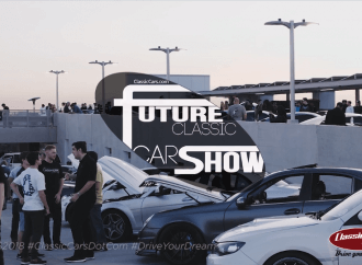 Video: 2018 Future Classic Car Show highlights