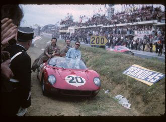 Le Mans-winning Ferrari withdrawn from Paris auction docket