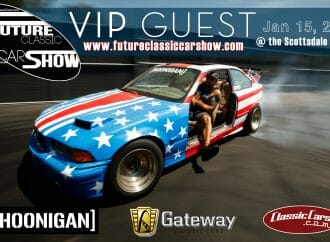 Hoonigan heroes coming to 2018 Future Classic Car Show