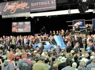 Your guide to Arizona's 'Magnificent 7' collector car auctions