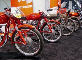 More auction action: Mecum, Bonhams gear up for Las Vegas motorcycle sales
