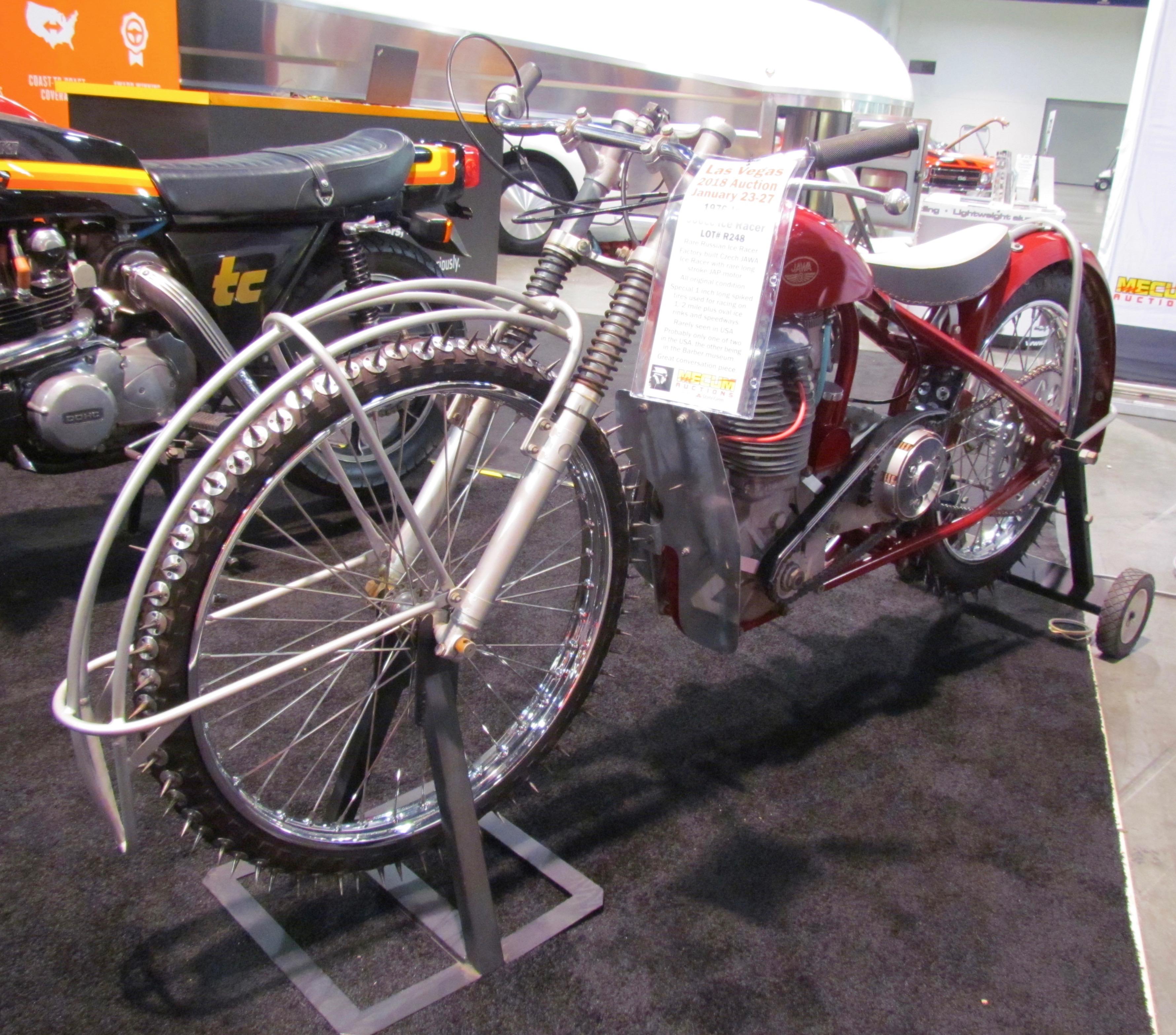 , More auction action: Mecum, Bonhams gear up for Las Vegas motorcycle sales, ClassicCars.com Journal
