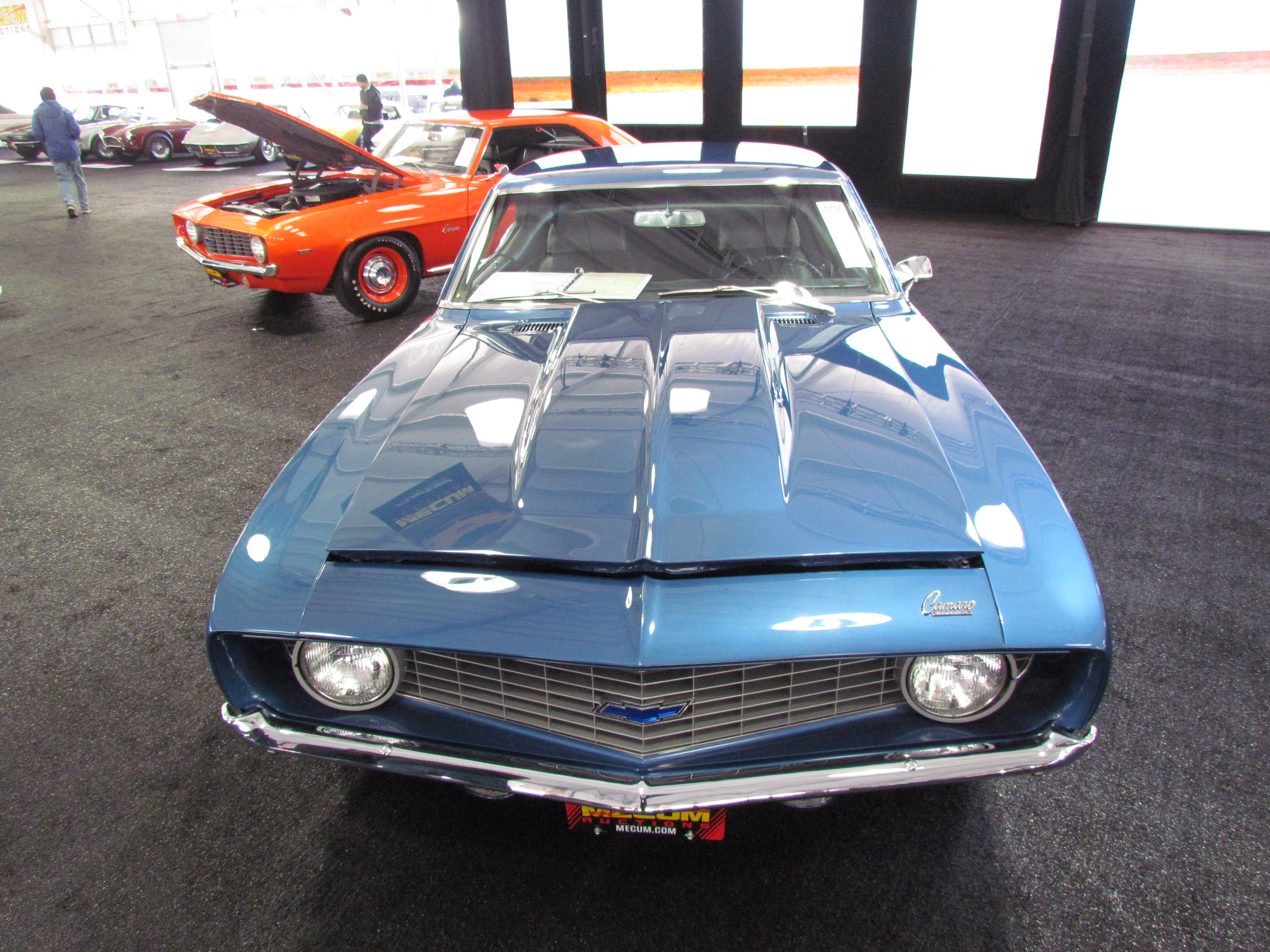 , Goals met, and then some, by Mecum at its Kissimmee auction, ClassicCars.com Journal