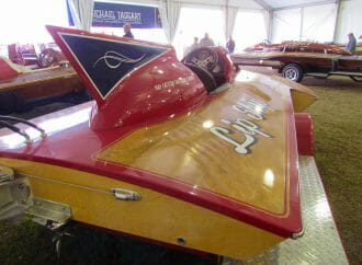 Mecum floats Taggart boat collection at Kissimmee sale
